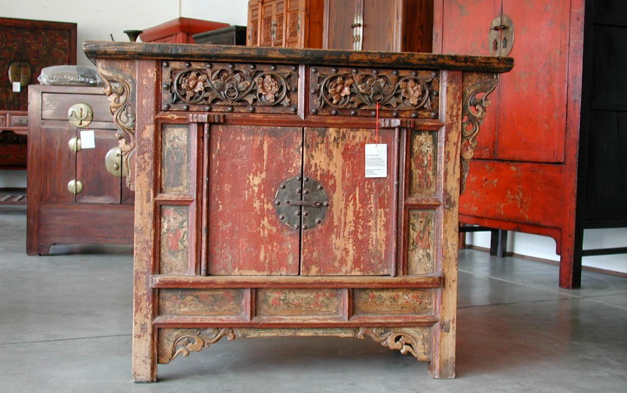 carvedcabinet